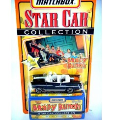 Matchbox Star Cars - Avon Exclusive Model - Brady Bunch 1955 Chevy Bel Air Convertbile
