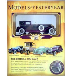 Matchbox - Models of Yesteryear 50th Anniversary 1930 Duesenberg Towncar