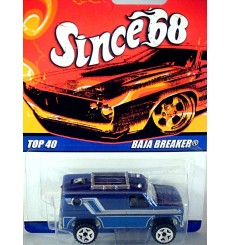 Hot Wheels Baja Breaker 4x4 Off Road Ford Van