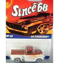 Hot Wheels Since 68 1956 Chevrolet Flashsider Pickup Truck