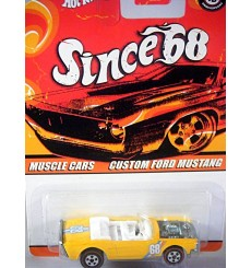 Hot Wheels Since 68 - Custom Ford Mustang Convertible