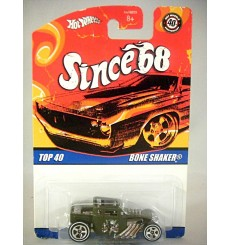 Hot Wheels Since 68 - Bone Shaker Rat Rod Ford Pickup Truck