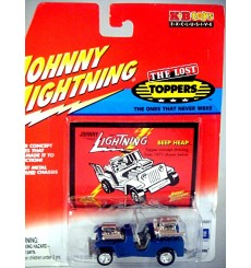 Johnny Lightning The Lost Toppers - Beep Heap Jeep