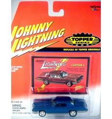 Johnny Lightning Toppers Series - Custom L - Cadillac Eldorado