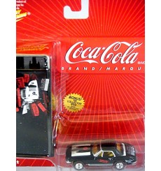 Johnny Lightning Coca-Cola Tins - 1967 Chevrolet Corvette Stingray 427 Roadster