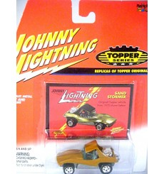 Johnny Lightning Toppers Sand Stormer Dune Buggy