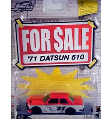 Jada For Sale Series - 1971 Datsun 510 SCCA Race Car