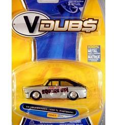 Jada 1965 Volkswagen 1600 TL Squareback
