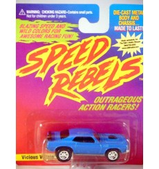 Johnny Lightning Speed Rebels Viscious Villian Plymouth Hemi Cuda
