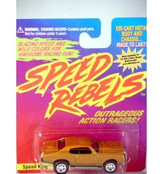 Johnny Lightning Speed Rebels - Speed King - 1970 Chevrolet Chevelle SS