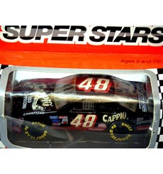 Matchbox NASCAR Superstars - Sterling Marlin Cappio Iced Cappuccino Ford Thunderbird