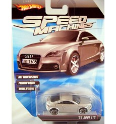 Hot Wheels Speed Machines - Audi TTS