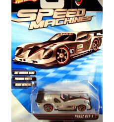 Hot Wheels Speed Machines Panoz GTR-1