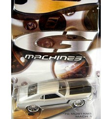 Hot Wheels G Machines 1970 Ford Mustang Mach 1 (1:43)