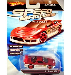Hot Wheels Speed Machines - Acura NSX
