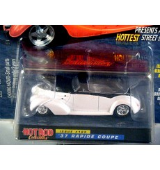 Racing Champions Hot Rod Collectibles - 37 Ford Rapide Coupe