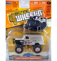 Jada Big Time 4 Wheelin' - 1957 Chevrolet Suburban