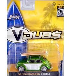 Jada V-Dubs - 1959 Volkswagen Beetle
