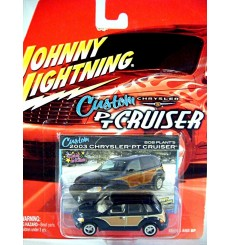 Johnny Lightning Custom PT Cruisers - Chrysler PT Cruiser Woody