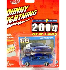 Johnny Lightning - Lightning Strike - 2004 Pontiac GTO