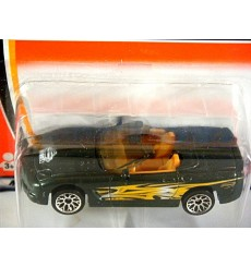 Matchbox Hero City Logo Chase Vehicle - Chevrolet Corvette C5 Convertible