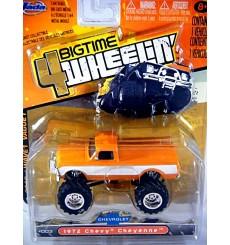 Jada Big Time 4 Wheelin' - 1972 Chevrolet Cheyenne Pickup Truck