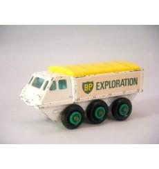 Matchbox Regular Wheels Alvis Stalwart BP Truck