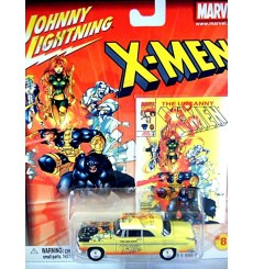 Johnny Lightning Marvel Comics - X-Men 1955 Chrysler C300