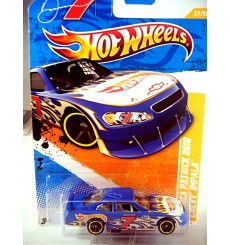 Hot Wheels Danica Patrick 2010 NASCAR Chevrolet Impala