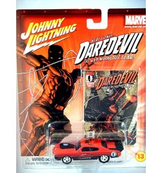 Johnny Lightning Marvel Comics - Daredevil - Pontiac GTO NHRA Pro Stock