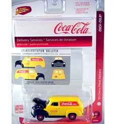 Johnny Lightning Coca-Cola Delivery - 1950 Chevrolet Panel Truck