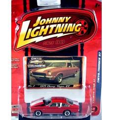 Johnny Lightning Chevy Thunder - 1973 Chevrolet Vega GT
