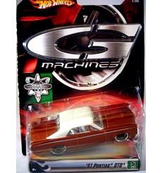 Hot Wheels G Machines - 1967 Pontiac GTO Hardtop