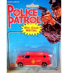 UDC Police Patrol Series - Ford Econoline Fire Department Van