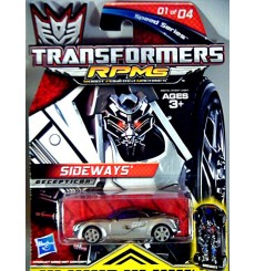 Hasbro Transformers Speed Series - Sideways - Audi R8 Coupe