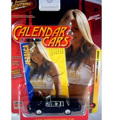 Johnny Lightning Calendar Girls - 1987 Buick Grand National Regal