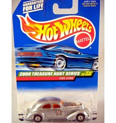 Hot Wheels Treasure Hunt 1936 Cord