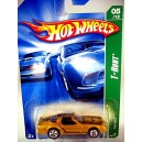 Hot Wheels Treasure Hunts - Hot Bird - Pontiac Firebird Trans Am