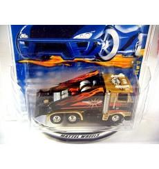 Hot Wheels Final Run - Ramp Truck Flatbed Tow Truck - Wrecker