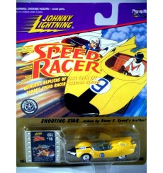 Johnny Lightning Speed Racer Collectors Edition - Racer X Shooting Star