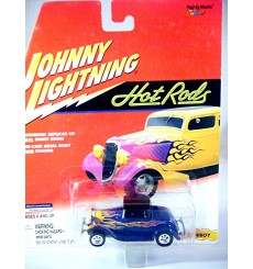 Johnny Lightning Hot Rods 2 - 32 Ford Highboy with Top