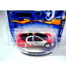 Hot Wheels Final Run - GM Ultralite Police Car