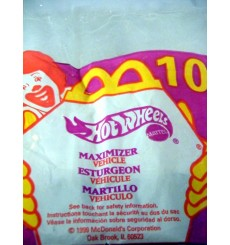 Hot Wheels McDonalds Promo - Maximzer