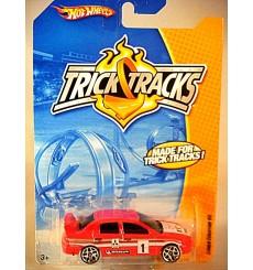Hot Wheels Trick Track - Lancer Evolution VII