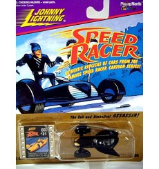 Johnny Lightning Speed Racer The Assassin Collector Edition