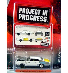 Johnny Lightning Projects in Progress - 1970 Buick GS