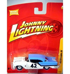 Johnny Lightning Forever 64 - 1957 Oldsmobile 88 NASCAR Stock Car