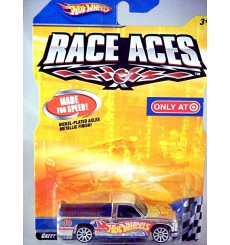 Hot Wheels Race Aces - Chevrolet 1500 Pickup Truck