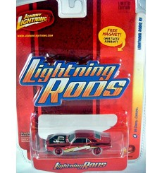 Johnny Lightning Lightning Rod 1969 Chevrolet Camaro