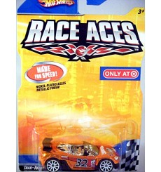 Hot Wheels Race Aces - Trak-Tune - Tuner Convertible